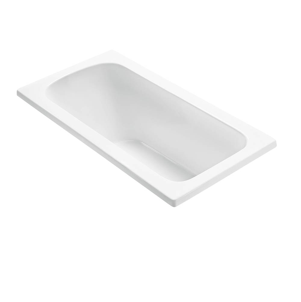 MTI Baths Undermount Whirlpool Bathtubs item P55U-BI-UM