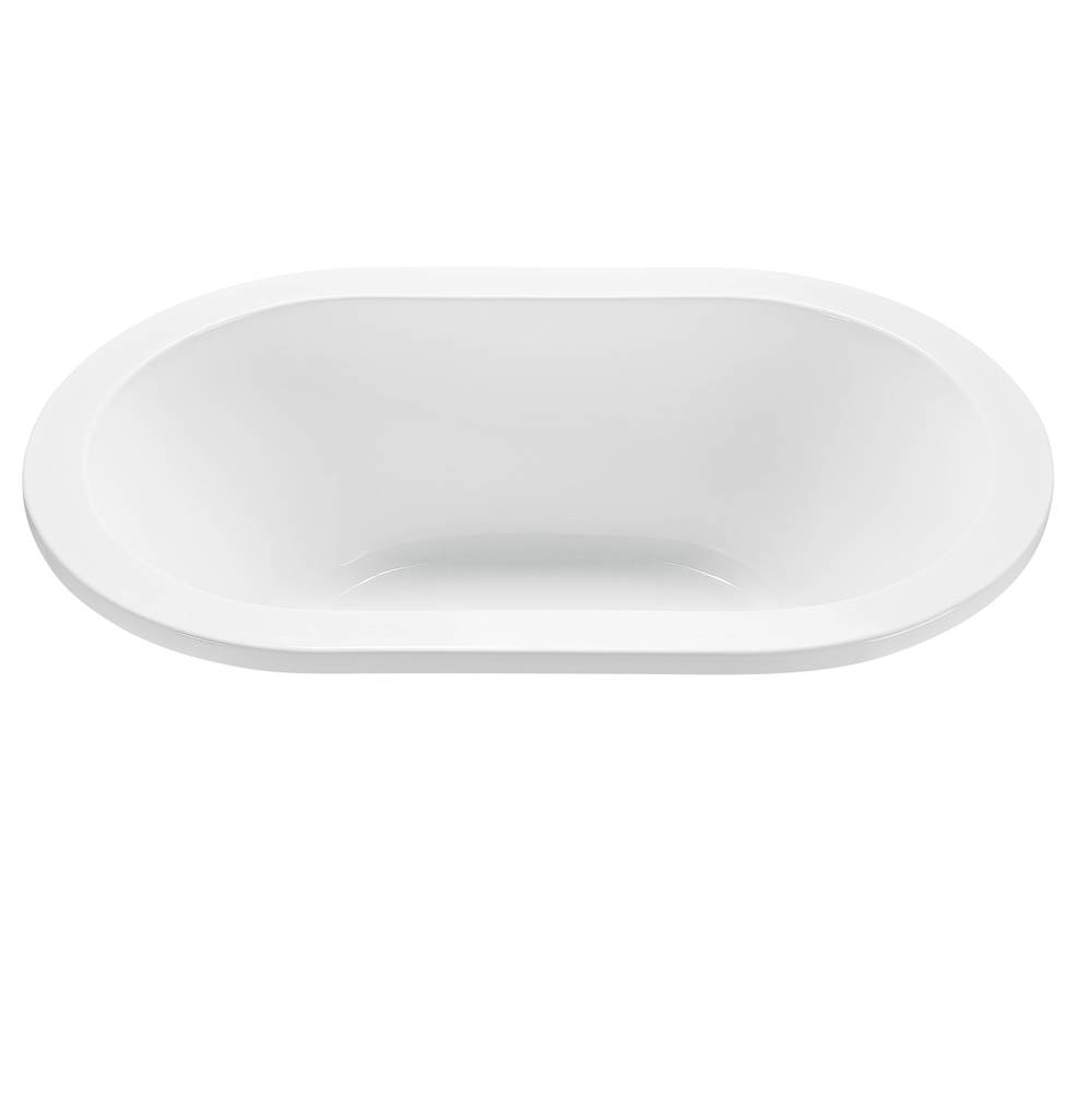 MTI Baths Undermount Whirlpool Bathtubs item P56-AL-UM