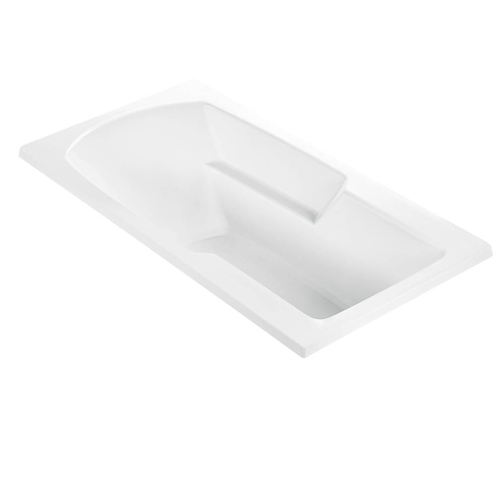 MTI Baths Drop In Whirlpool Bathtubs item P6-WH