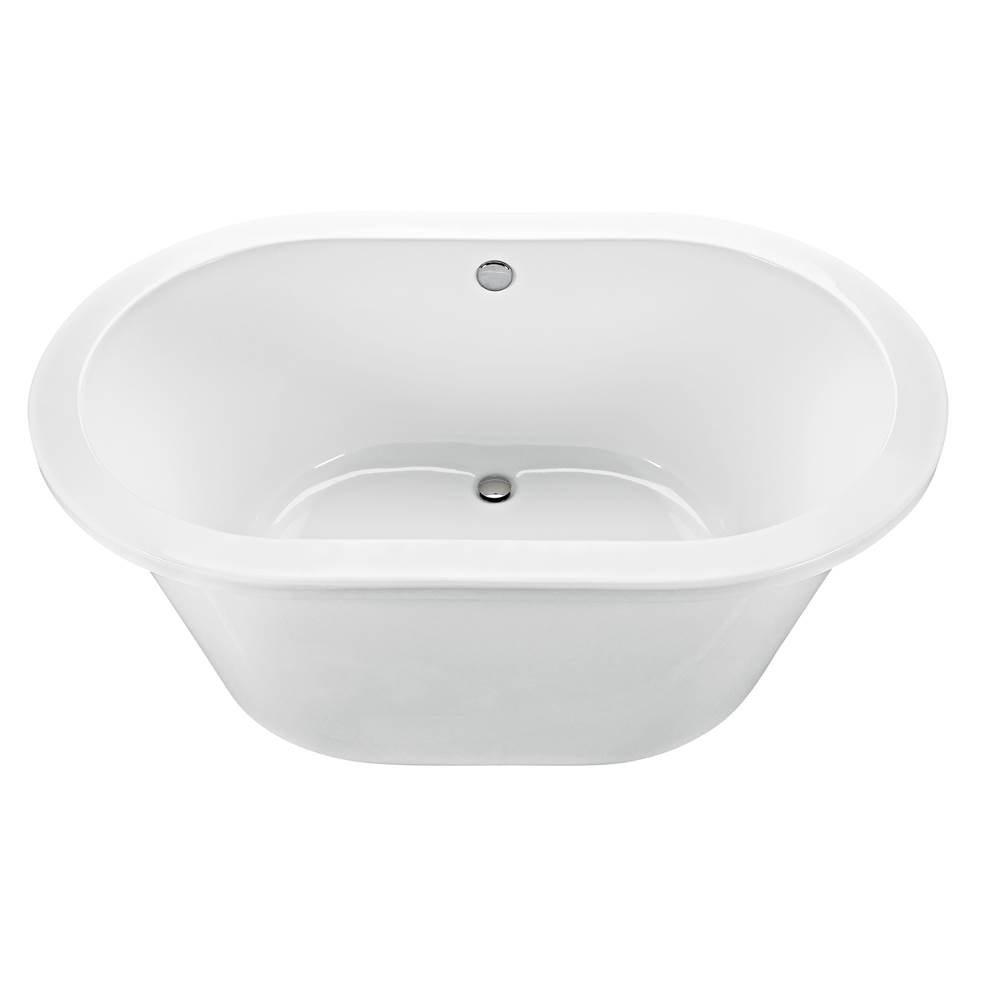 MTI Baths Free Standing Air Bathtubs item AST68-WH