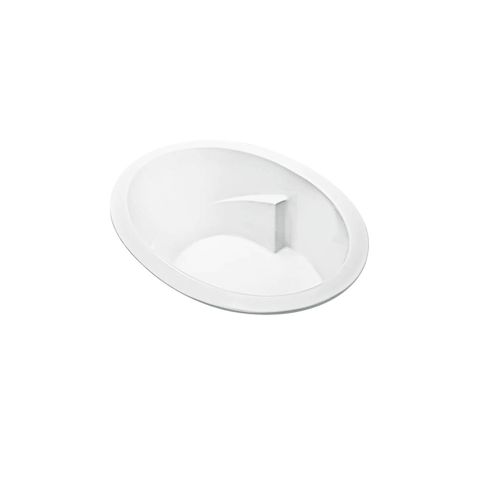 MTI Baths Drop In Soaking Tubs item S72-WH