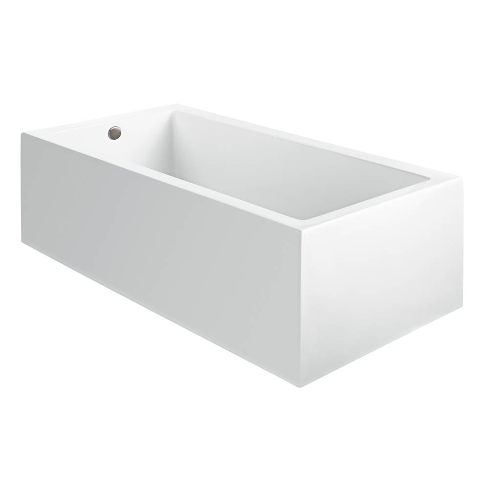 MTI Baths Three Wall Alcove Air Bathtubs item AE95ASCULPT3