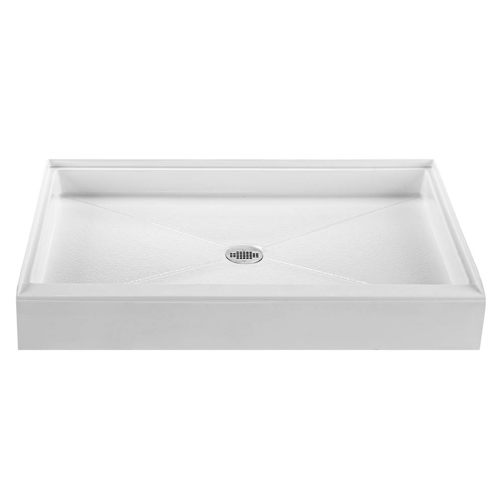 MTI Baths  Shower Bases item MB4832CD-WH