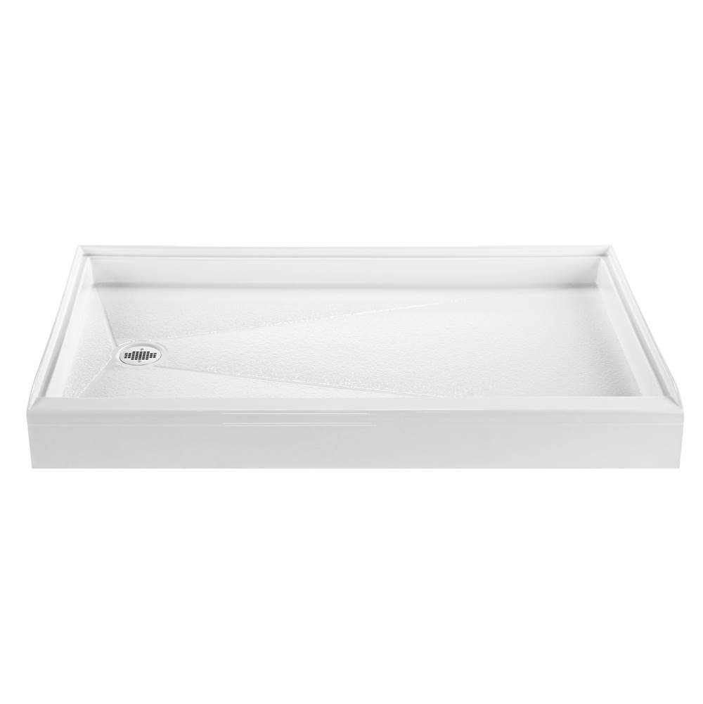 MTI Baths  Shower Bases item MB6030ED-WH-LH