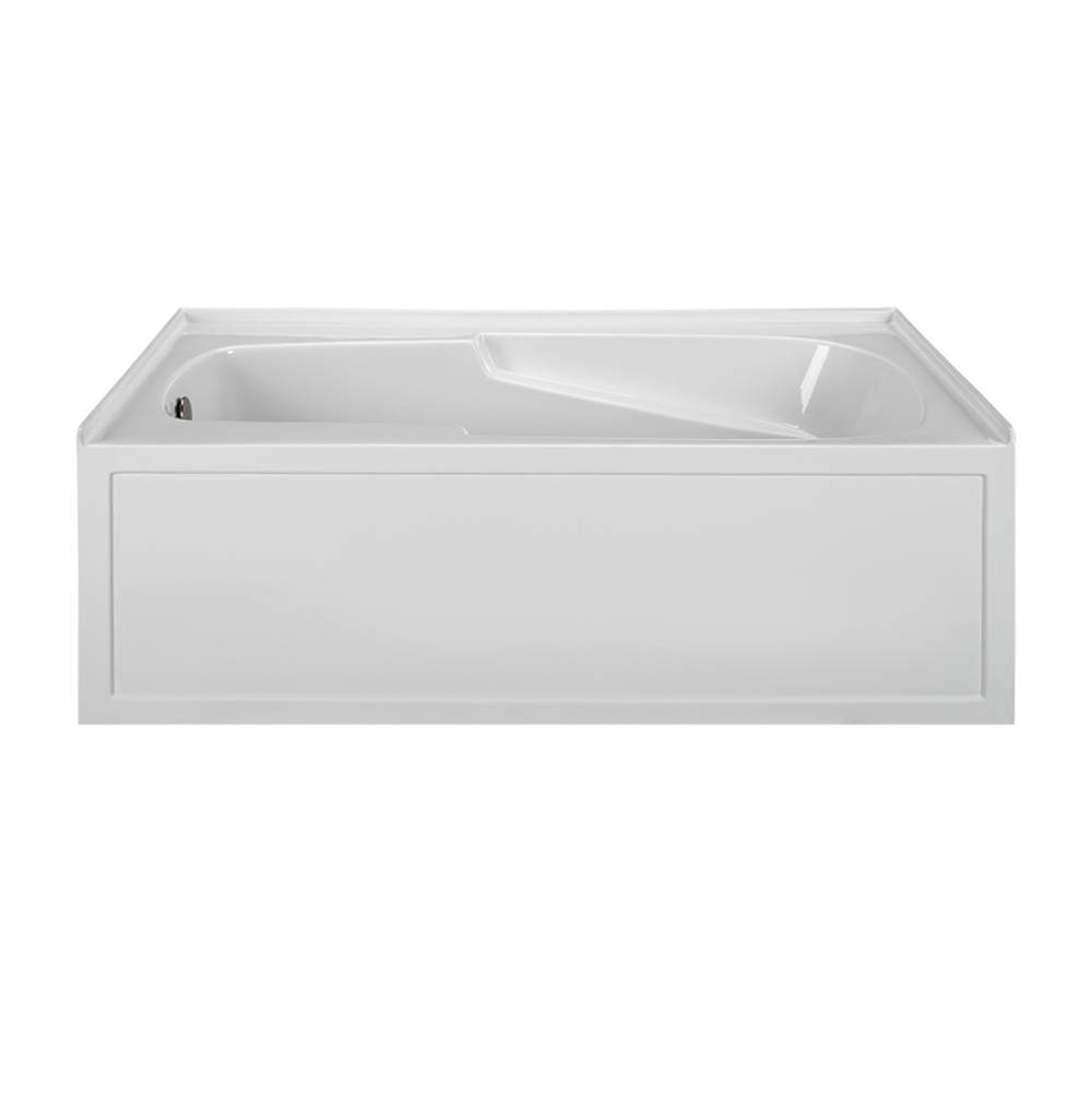MTI Baths Three Wall Alcove Air Bathtubs item MBAIS6042-BI-RH