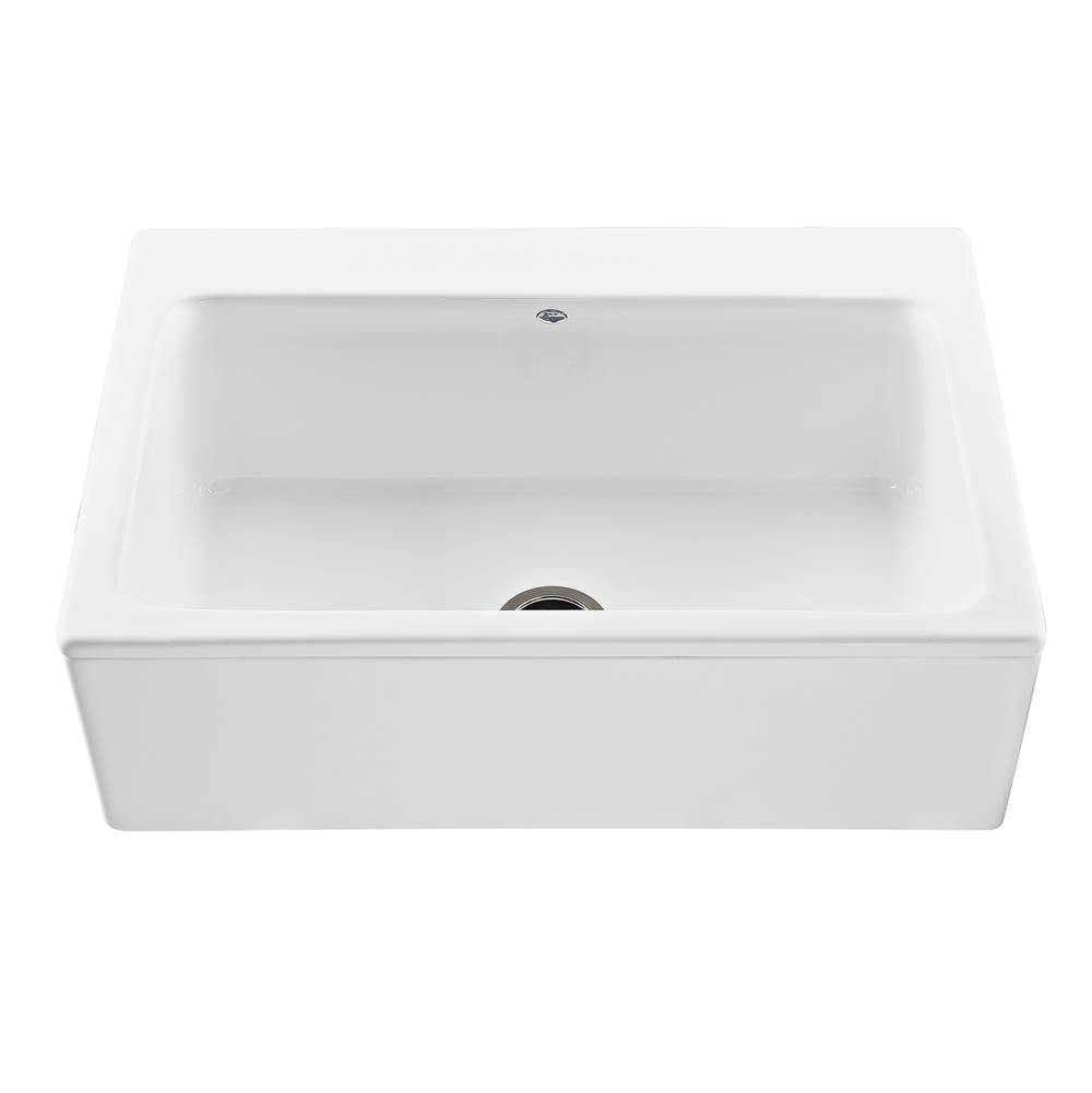 MTI Baths Farmhouse Kitchen Sinks item MBKS250-AL-PL