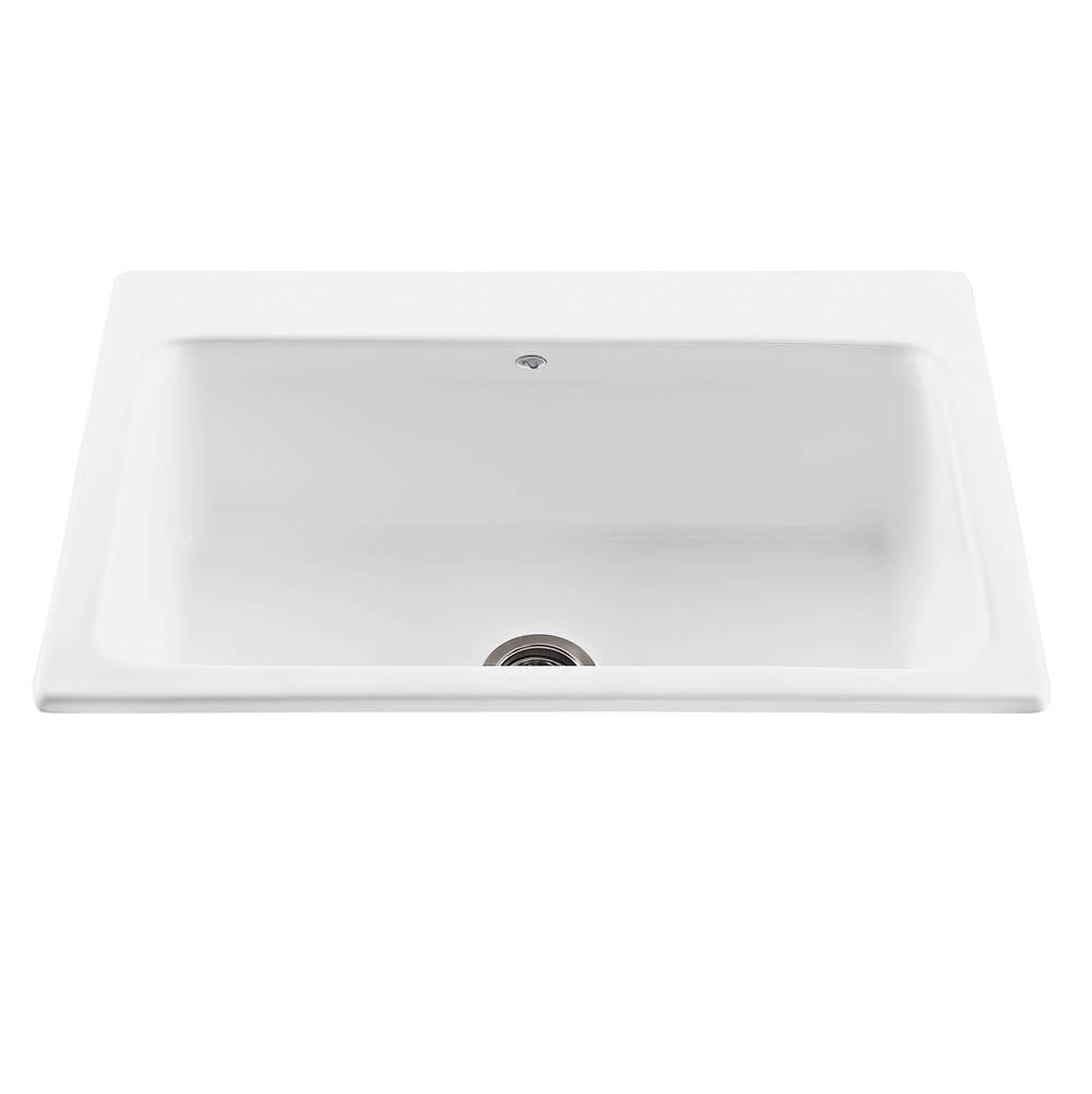 MTI Baths Drop In Kitchen Sinks item MBKS50W