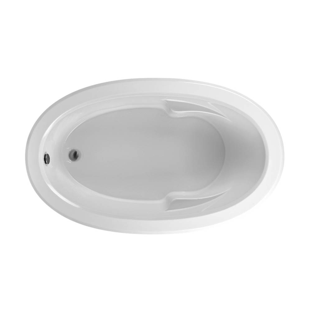 MTI Baths Drop In Whirlpool Bathtubs item MBWODI7042E-BI