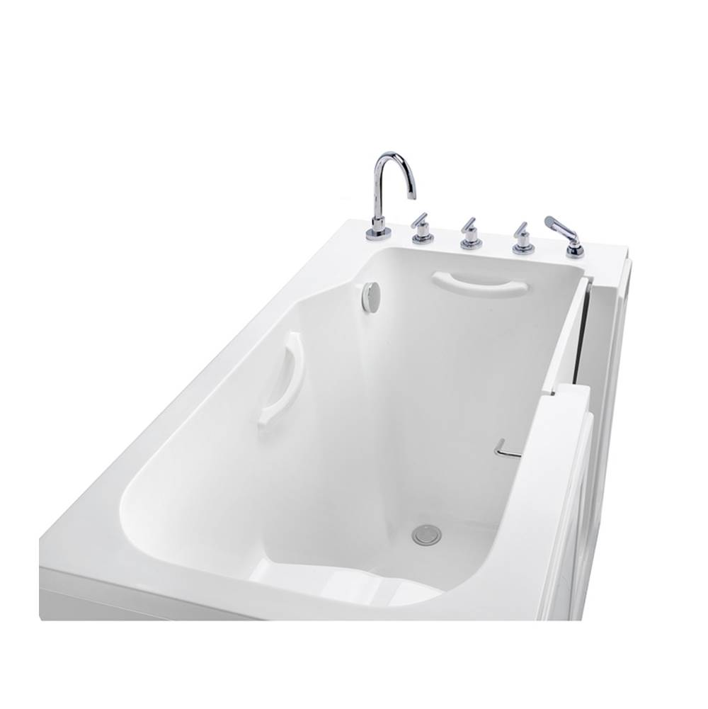 MTI Baths Walk In Soaking Tubs item MBAWI5030NV