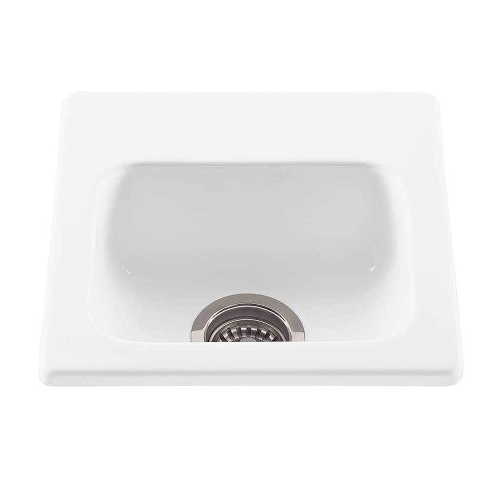 MTI Baths Drop In Bar Sinks item MTBS105-WH