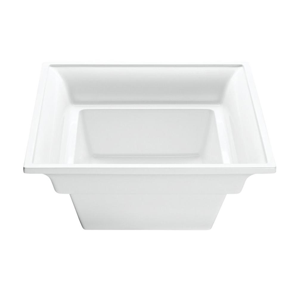 MTI Baths Vessel Bathroom Sinks item MTCS734-BI-MT
