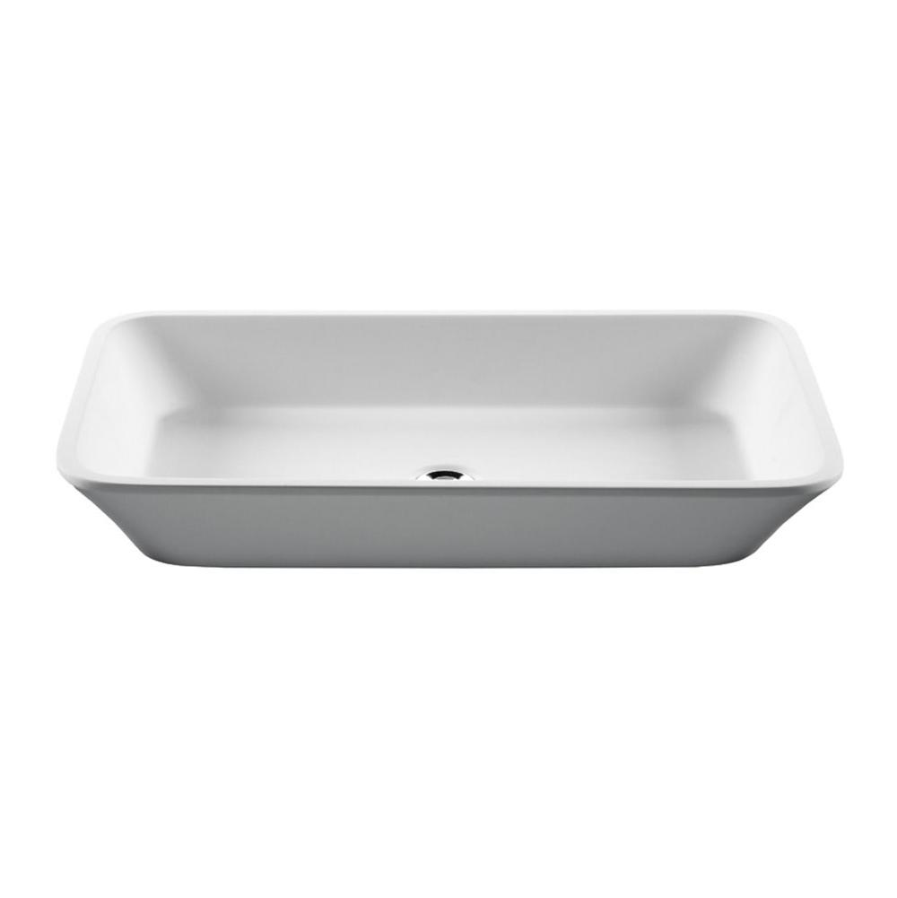 MTI Baths Vessel Bathroom Sinks Item MTCS739 BI GL
