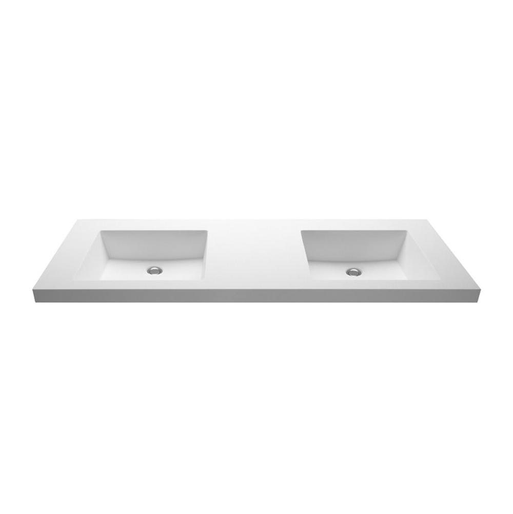 MTI Baths Vanity Tops Vanities item MTCS800D481BGL