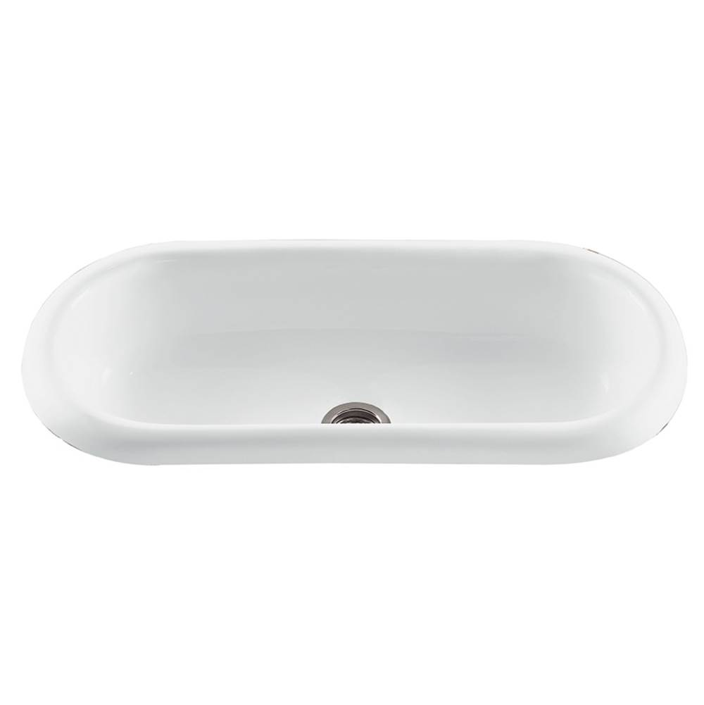 MTI Baths Drop In Laundry And Utility Sinks item MTPS109-COL