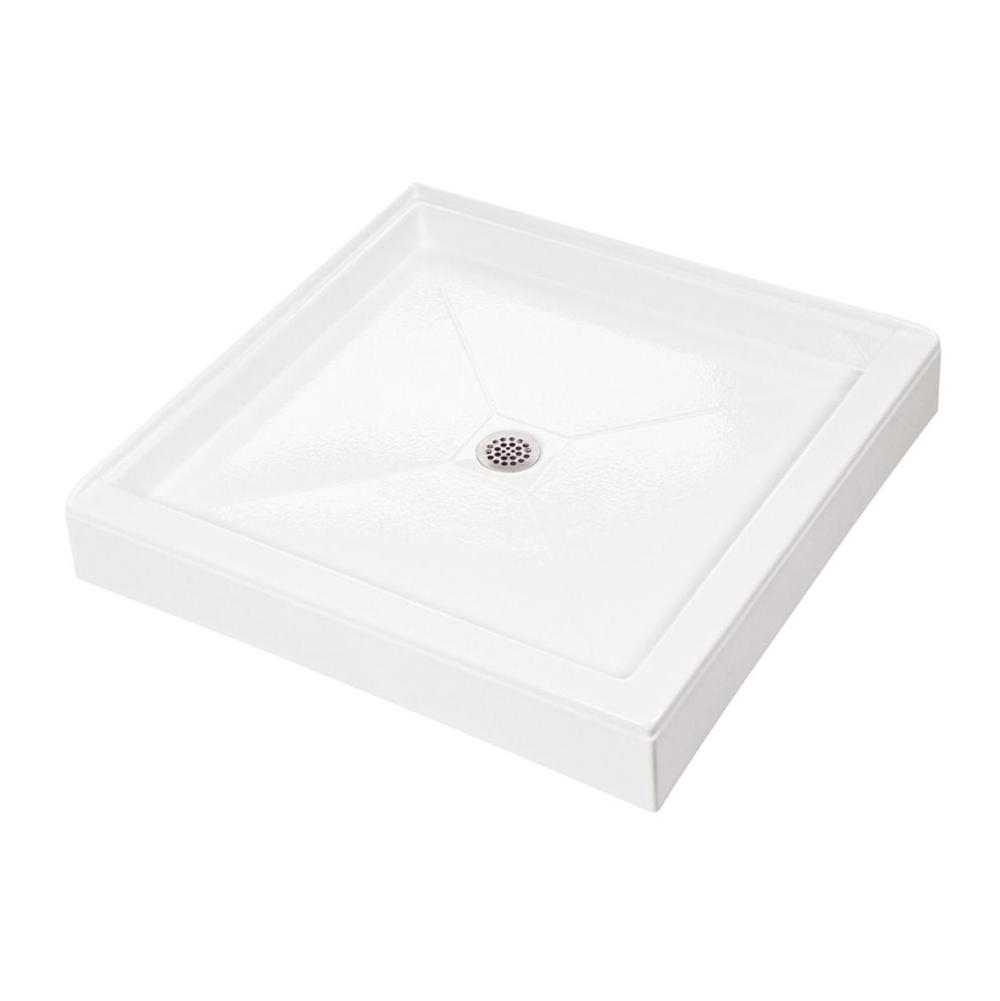MTI Baths  Shower Bases item SB3232DT-WH
