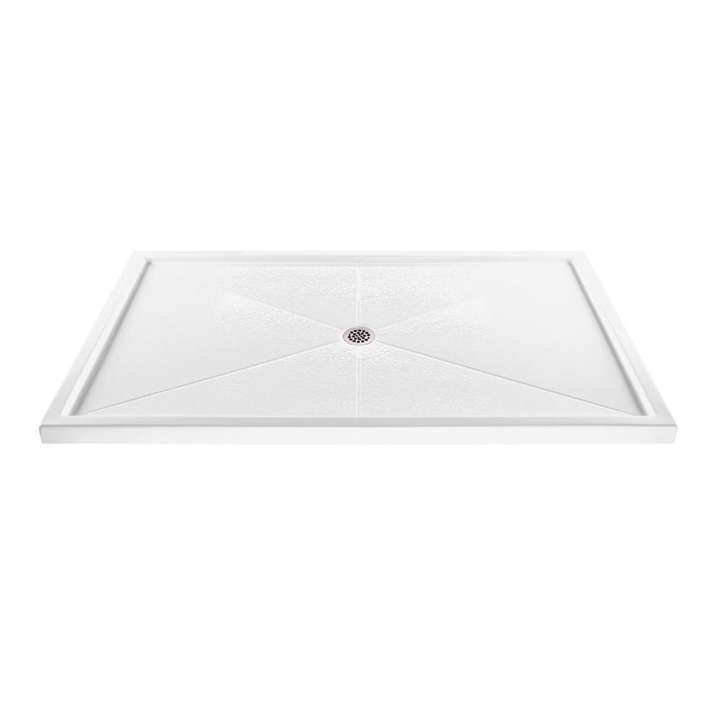 MTI Baths  Shower Bases item SB5432MTWH