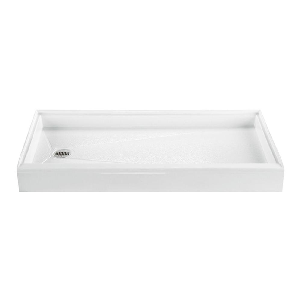 MTI Baths  Shower Bases item SB6030-WH-LH