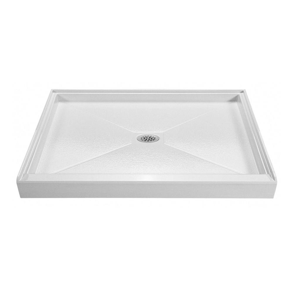 MTI Baths  Shower Bases item SB6036CD-WH