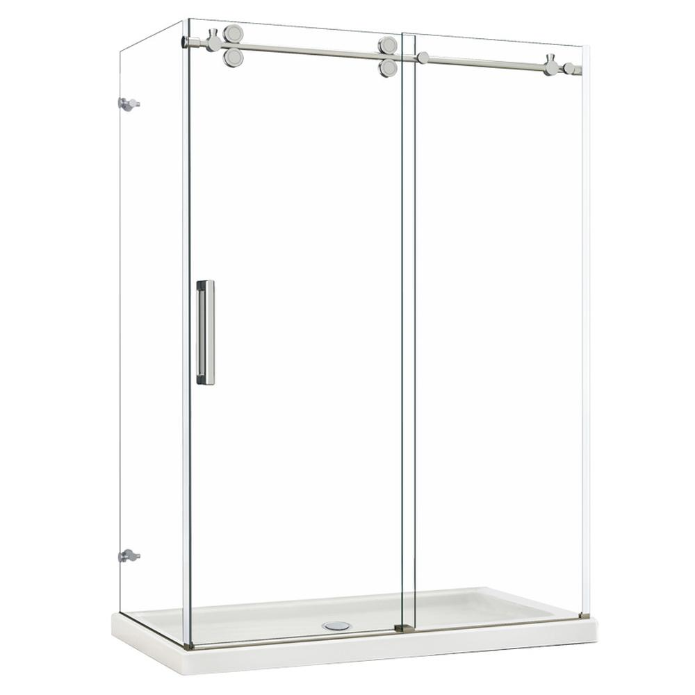 MTI Baths  Shower Doors item TS2-7242HP