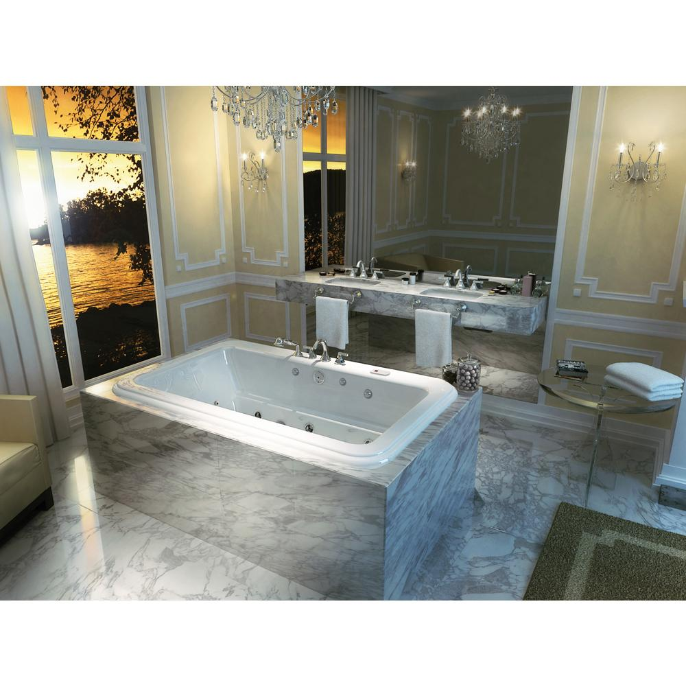 Maax Drop In Air Bathtubs Item 101401 055 001
