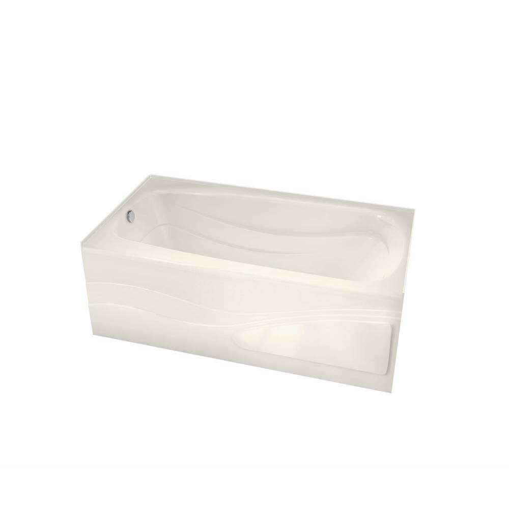 Maax Three Wall Alcove Soaking Tubs item 102201-R-000-007
