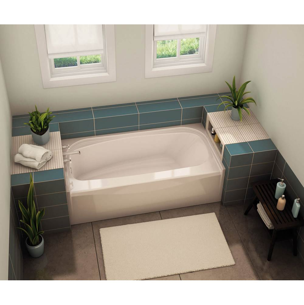 Maax Three Wall Alcove Soaking Tubs item 145008-R-000-019