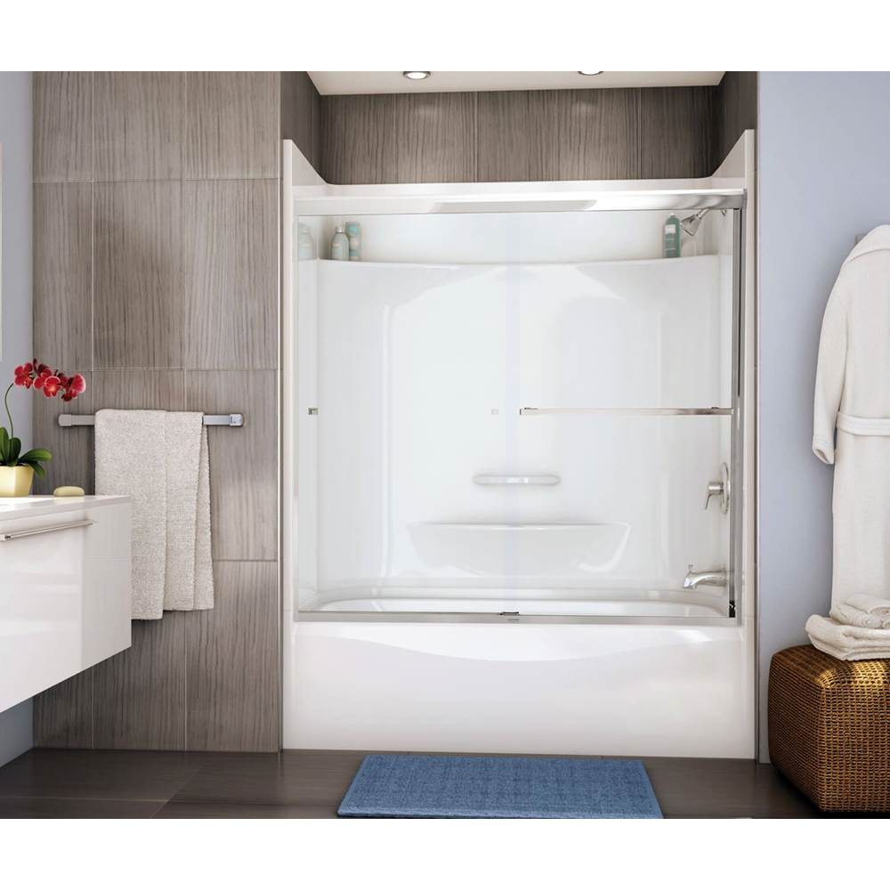 Maax Three Wall Alcove Soaking Tubs item 145015-L-000-015