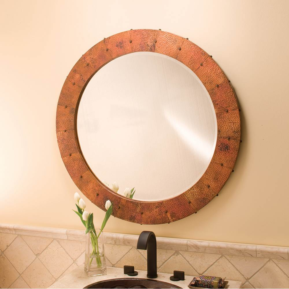 Native Trails Round Mirrors item CPM90