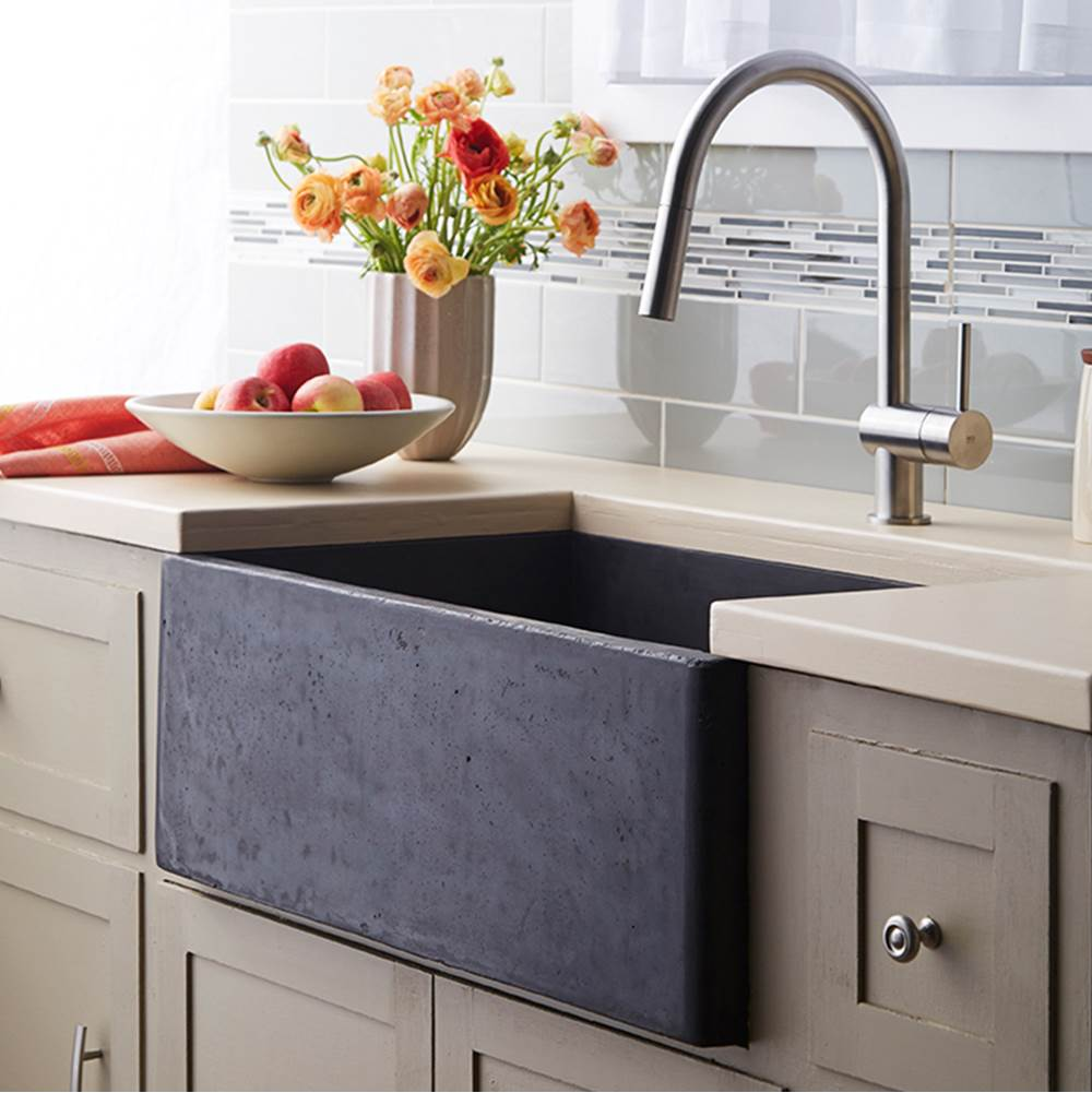 Native Trails Farmhouse Kitchen Sinks item NSK3018-S