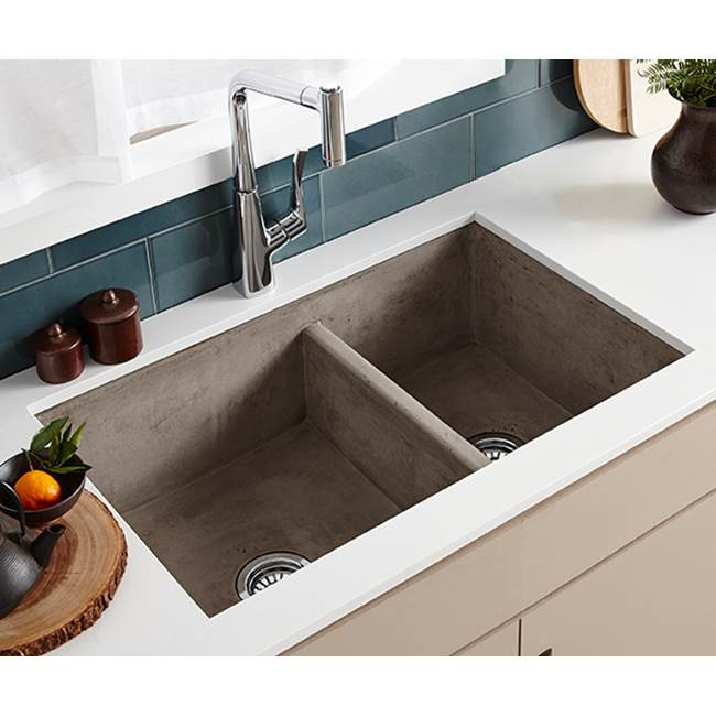 Native Trails Farmhouse Kitchen Sinks item NSKD3321-A