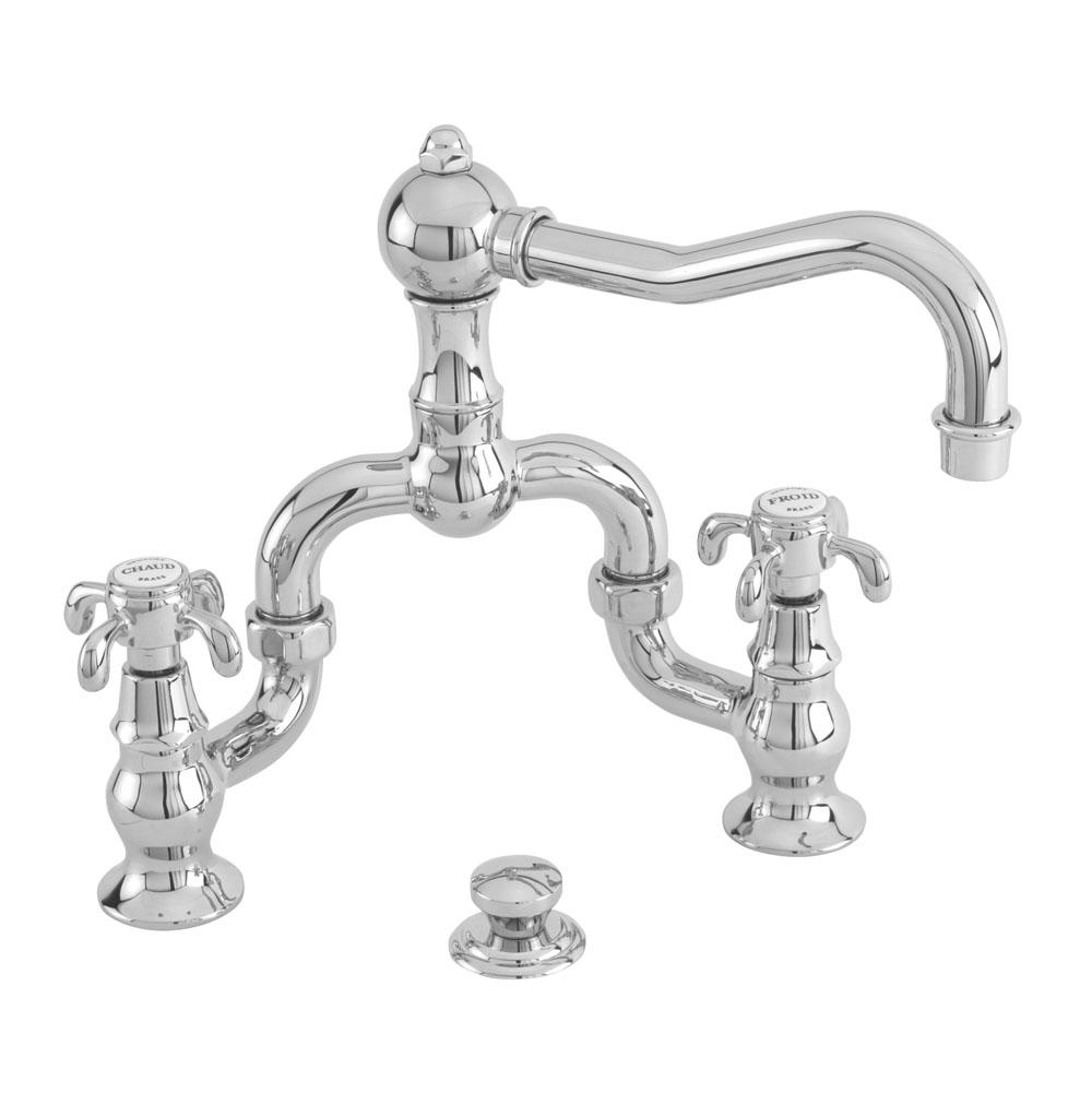 Newport Brass Widespread Bathroom Sink Faucets item 1691/03N
