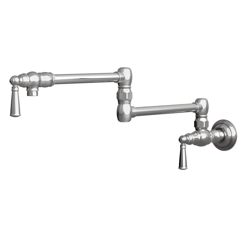 Newport Brass Wall Mount Pot Filler Faucets item 2470-5503/65