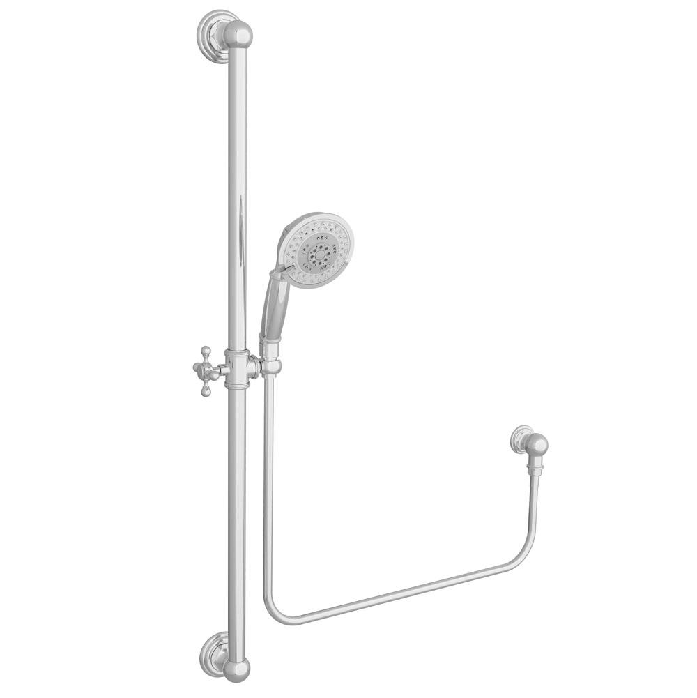 Newport Brass Bar Mount Hand Showers item 280E/52