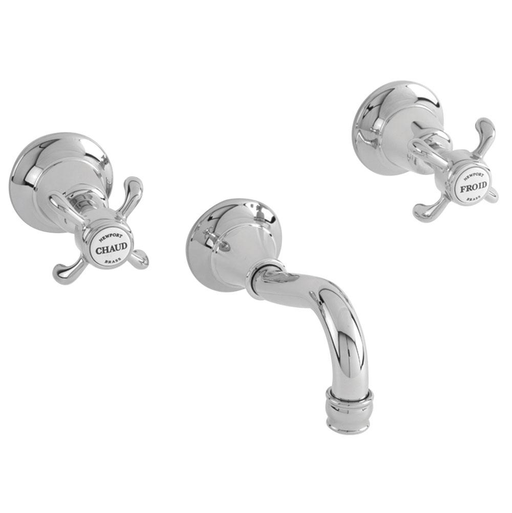 Newport Brass Wall Mount Tub Fillers item 3-1685/03N