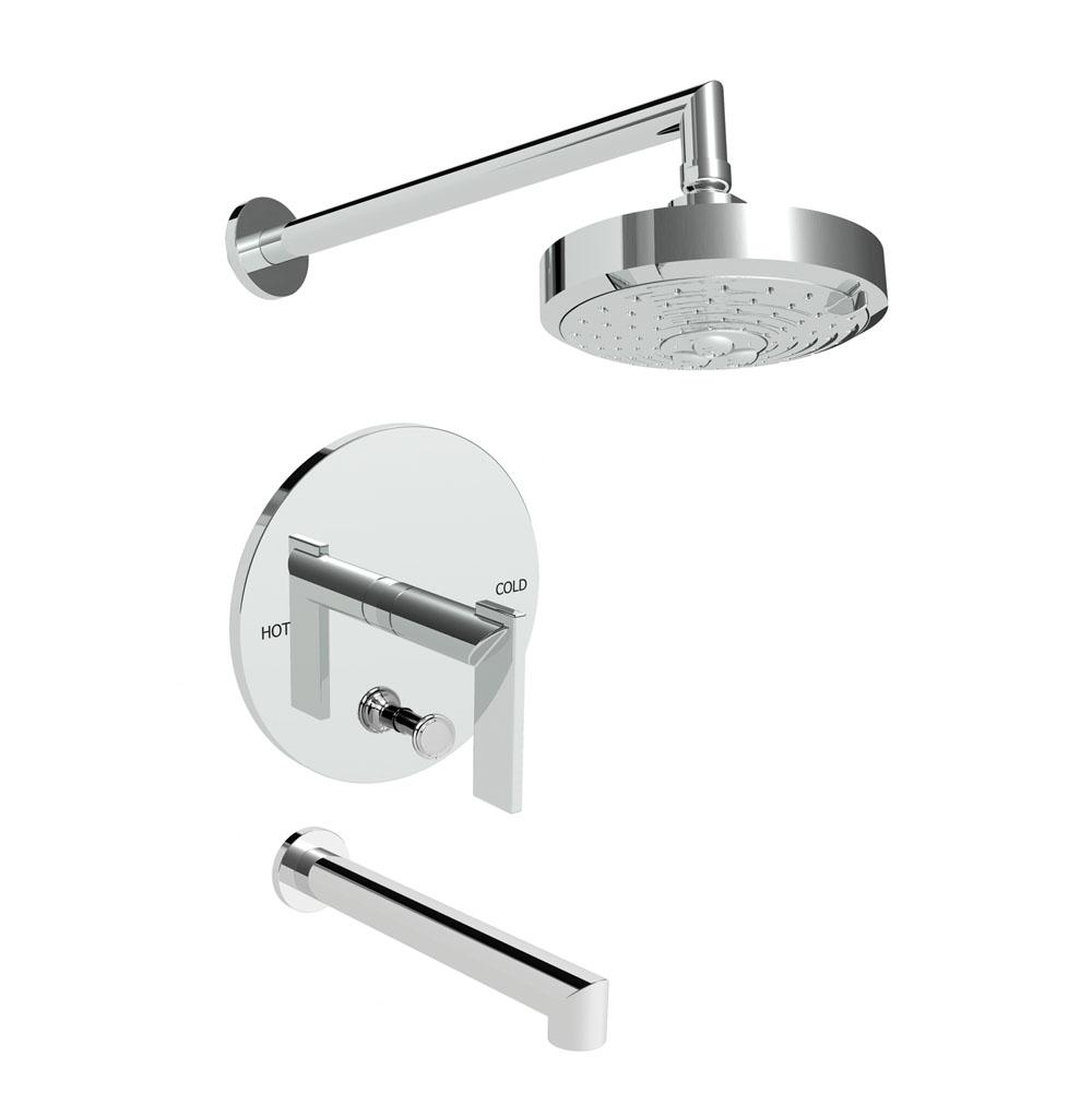 Newport Brass  Tub And Shower Faucets item 3-2492BP/20