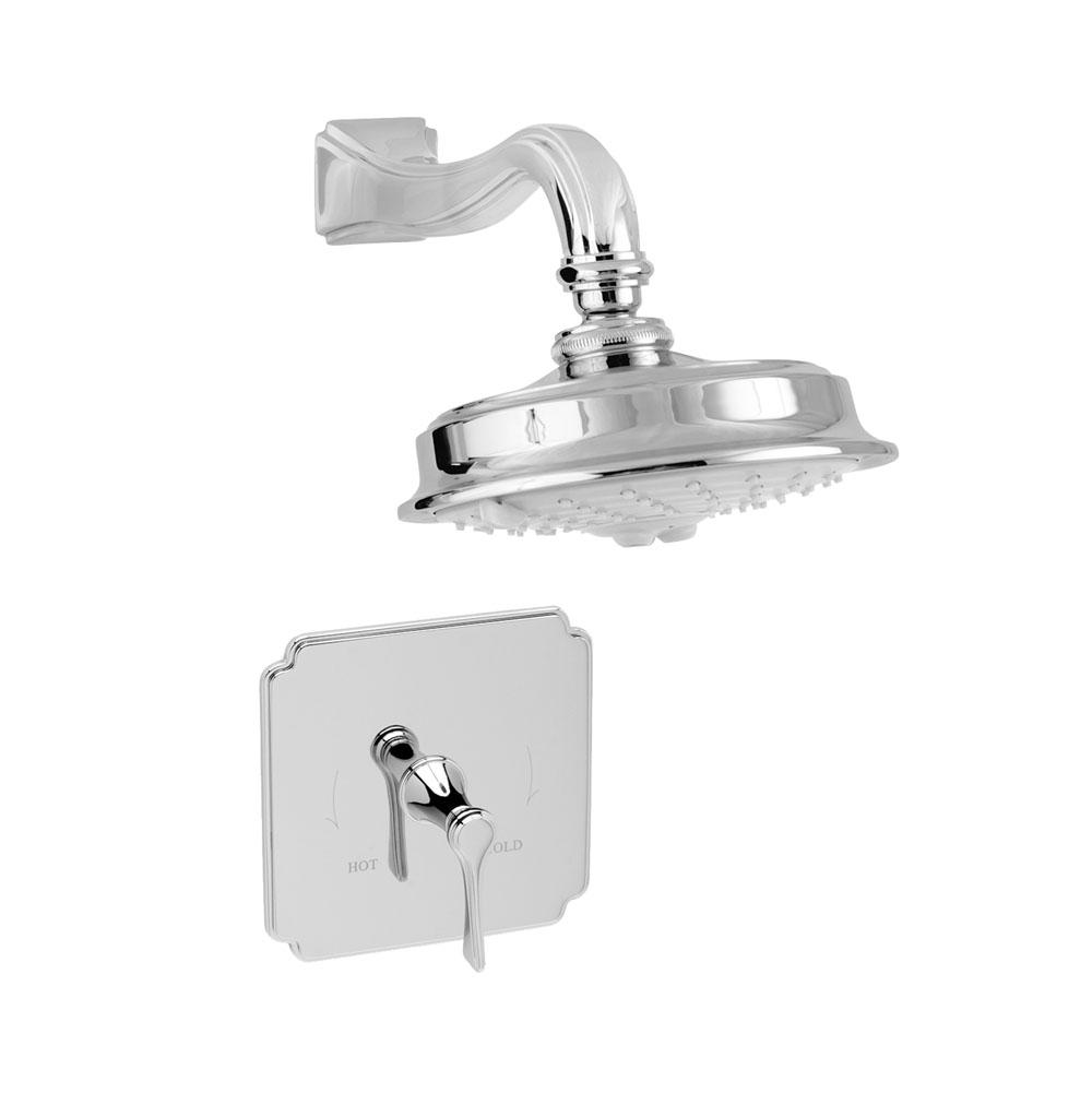 Newport Brass  Shower Only Faucets With Head item 3-2534BP/20
