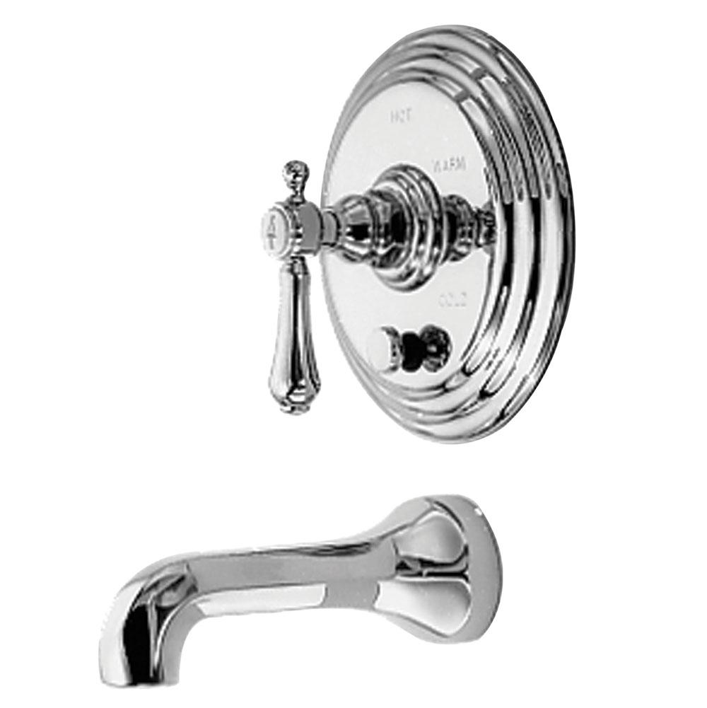 Newport Brass Wall Mount Tub Fillers item 4-1032BP/03N