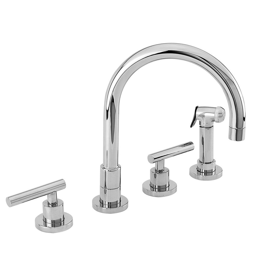 Newport Brass Deck Mount Kitchen Faucets item 9911L/65