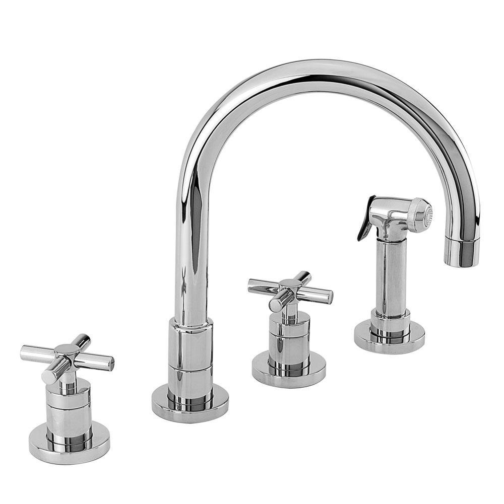 Newport Brass Deck Mount Kitchen Faucets item 9911/65
