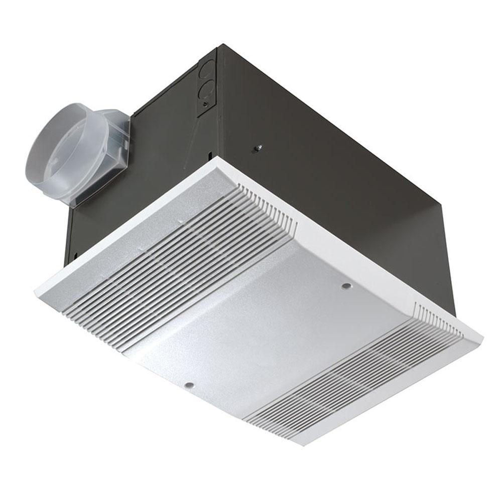 Broan nutone heating and ventilation bath exhaust fans - Nutone ventilation fan with heater and light ...