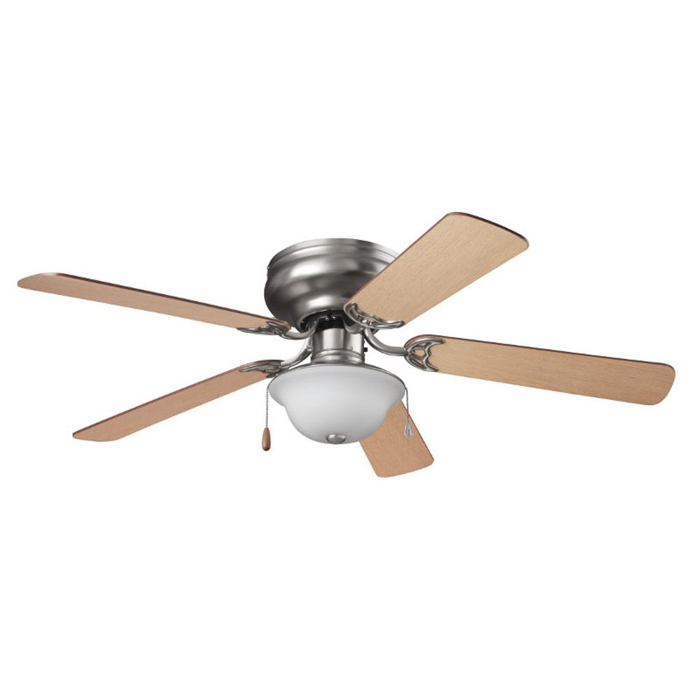 Broan Nutone Flush Mount Fans Ceiling Fans item CFH52BS