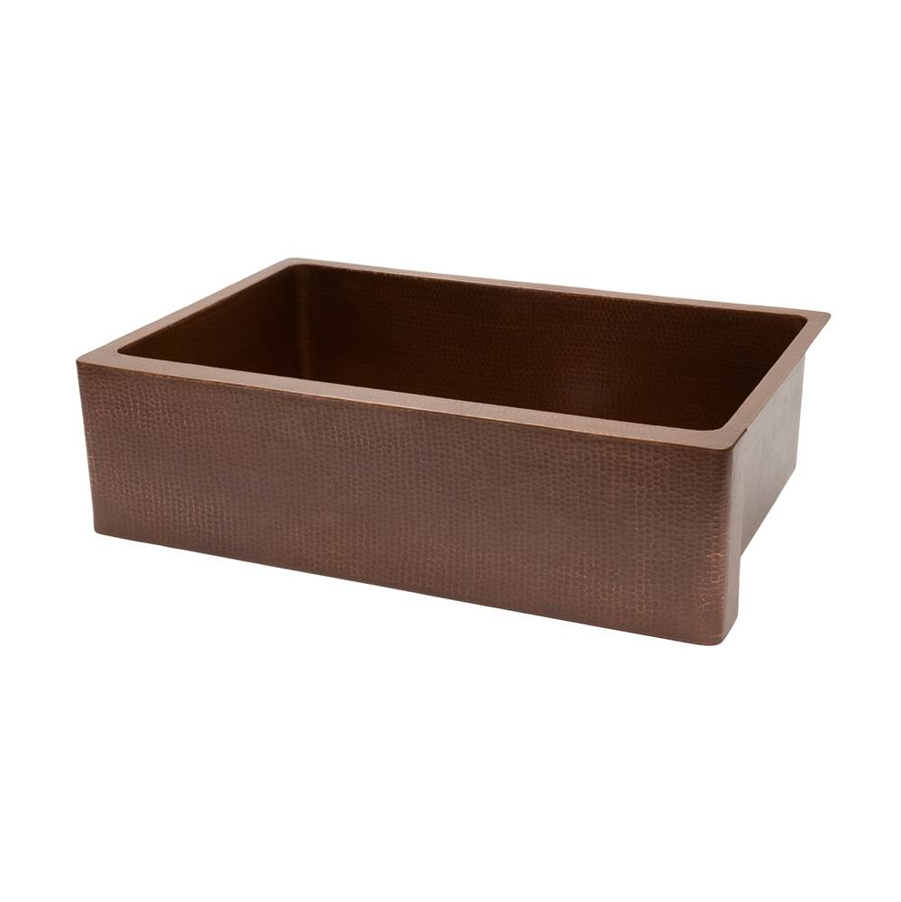 Premier Copper Products Farmhouse Kitchen Sinks item KASB33229