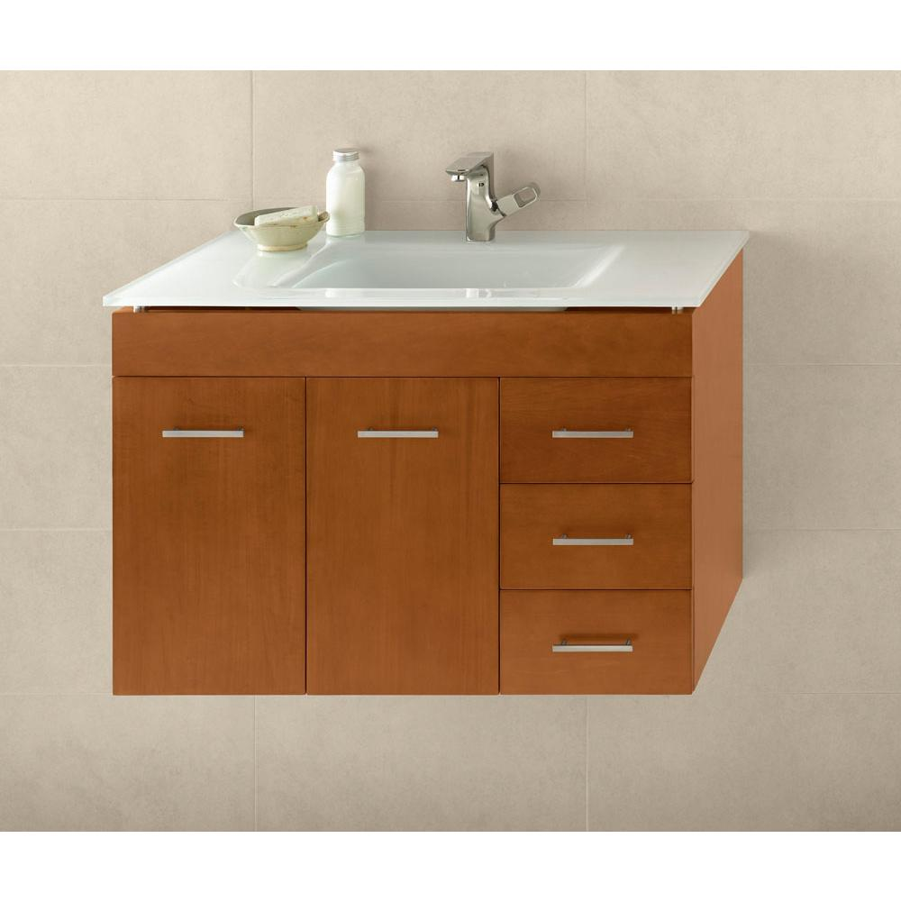 Ronbow Wall Mount Vanities item 011236-L-W01