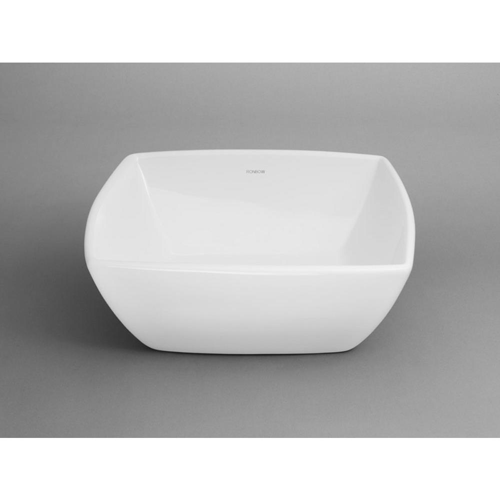 Ronbow Vessel Bathroom Sinks item 200004-WH