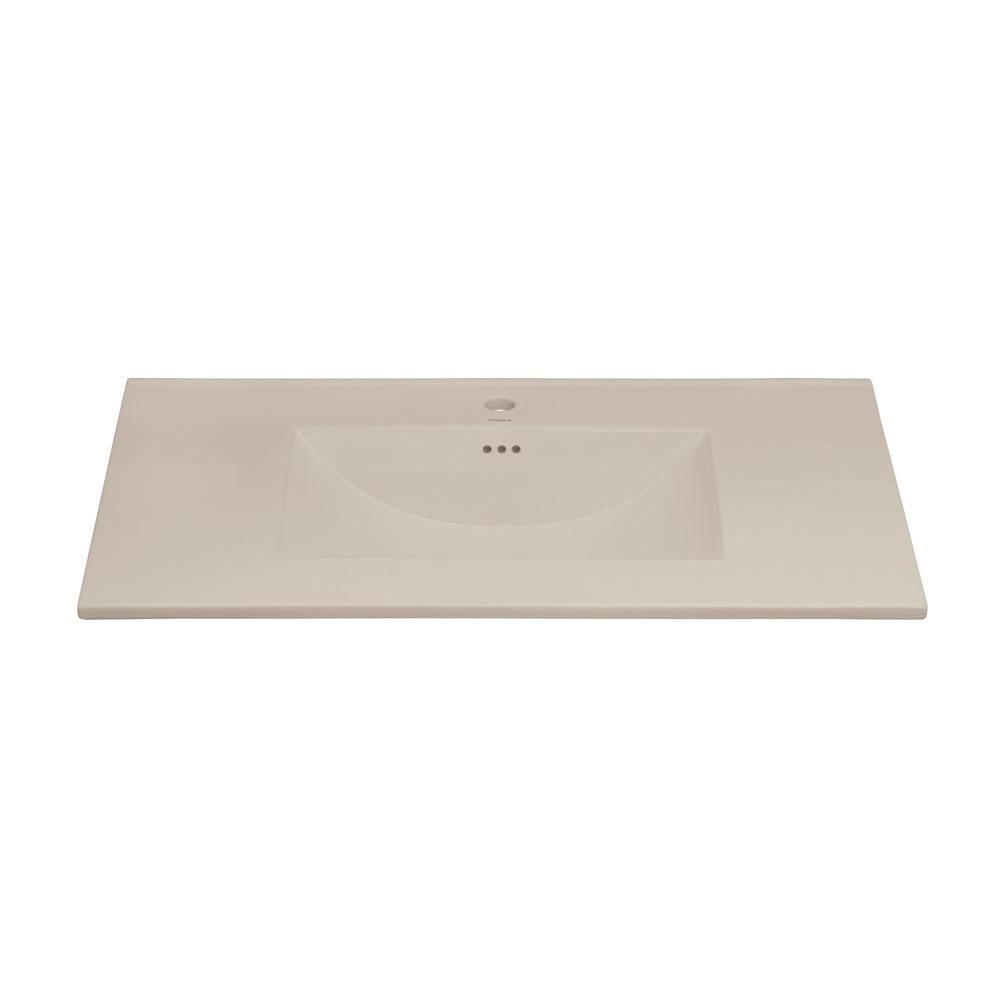 Ronbow Vanity Tops Vanities item 212249-1-WH