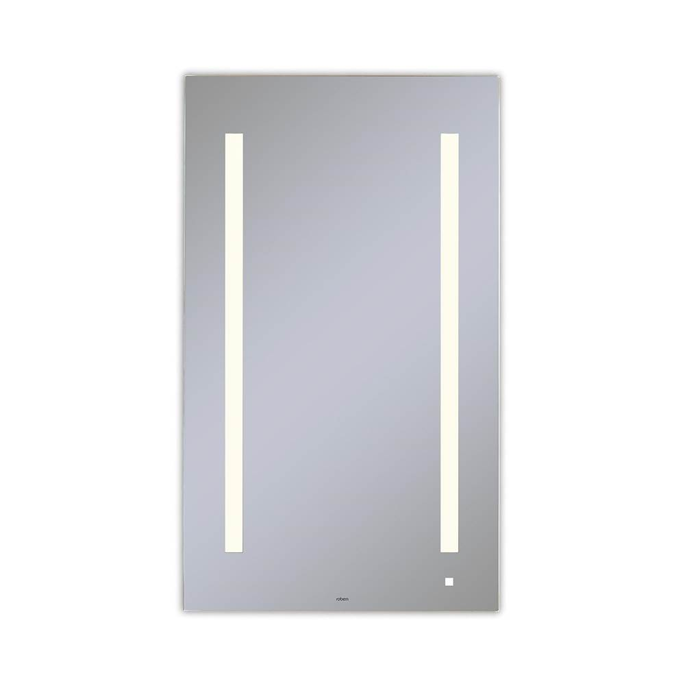 Robern Electric Lighted Mirrors Mirrors item AM2440RFPAW
