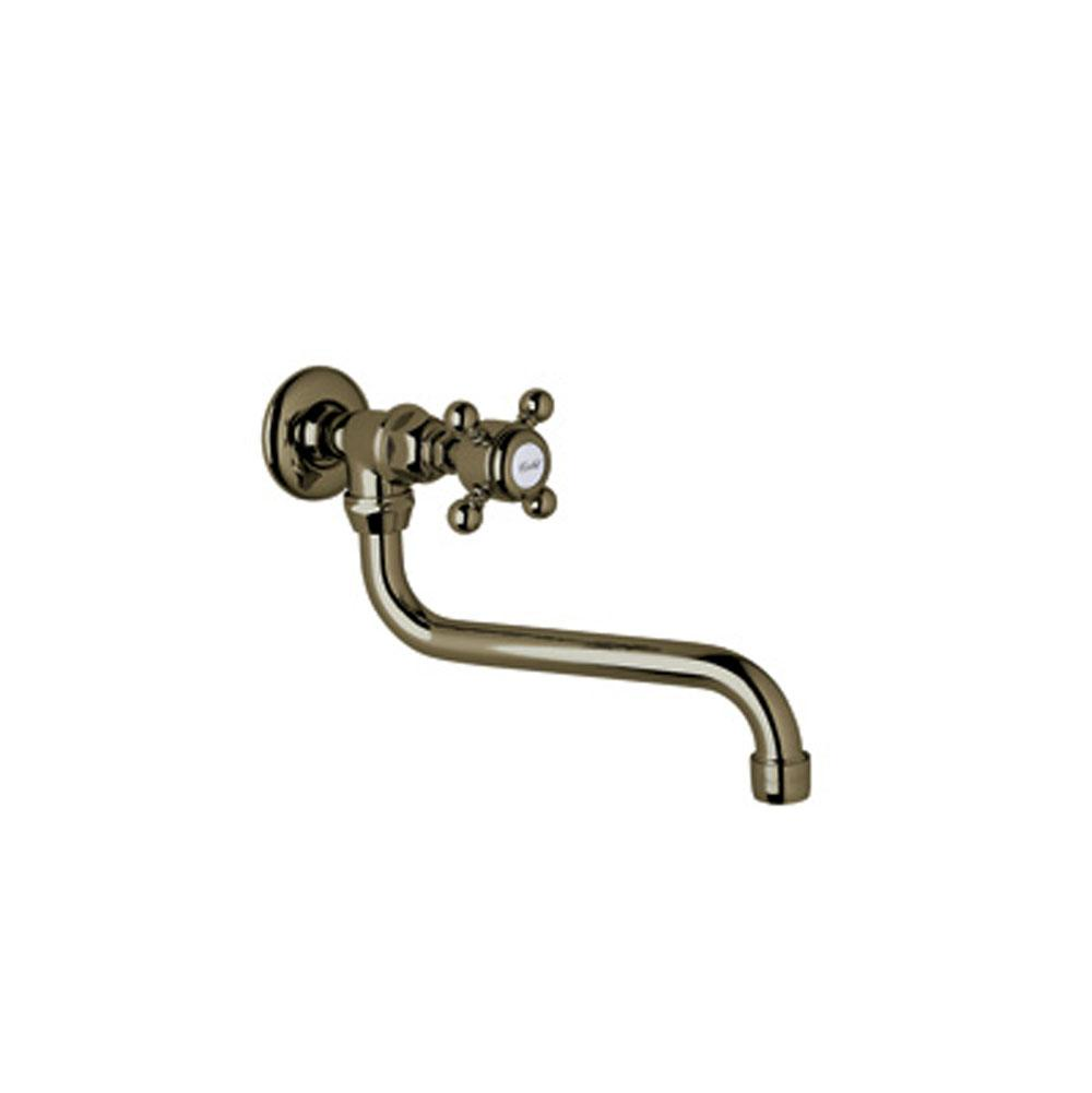 Rohl Wall Mount Pot Filler Faucets item A1444XMTCB-2