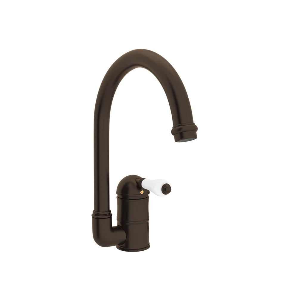 Rohl Single Hole Kitchen Faucets item A3606LPTCB-2