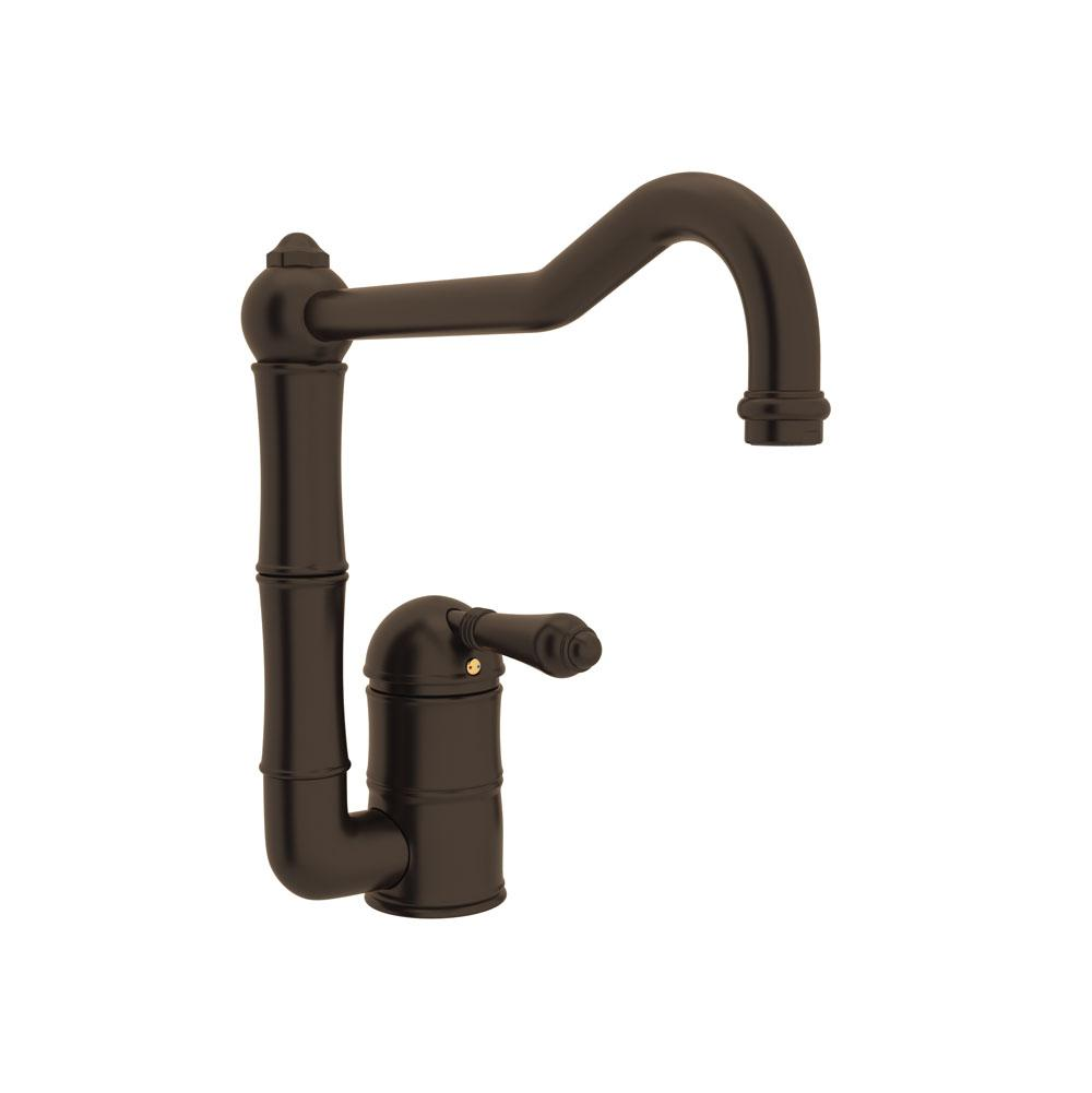 Rohl Single Hole Kitchen Faucets item A3608LMTCB-2