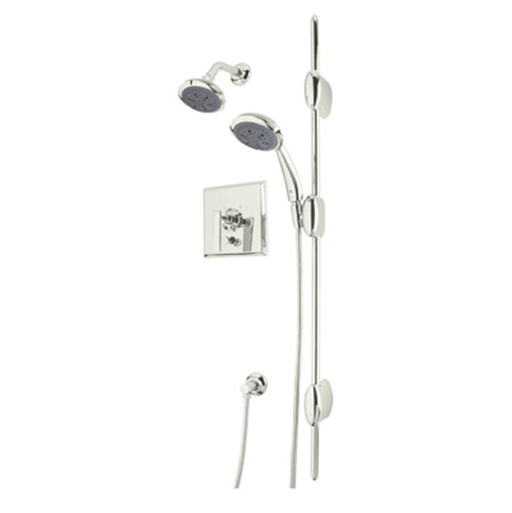 Rohl Complete Systems Shower Systems item AKIT13LVSTN